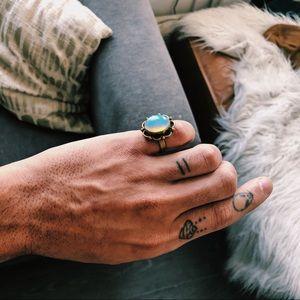 Jewelry - Vintage Royal Moonstone Ring